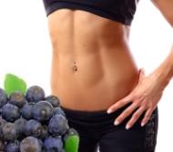 La baie de maqui bio fruit antixydant pour la perte de poids
