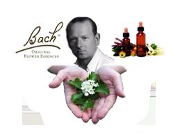 Le docteur Bach créateur d'une gamme florale qui guérit bien des maux